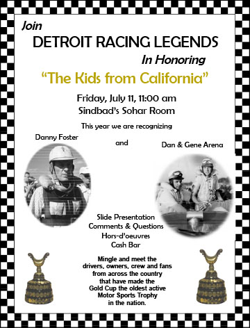 Detroit Racing Legends