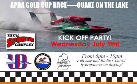 UD/MPR/OWMBC Race Week Party